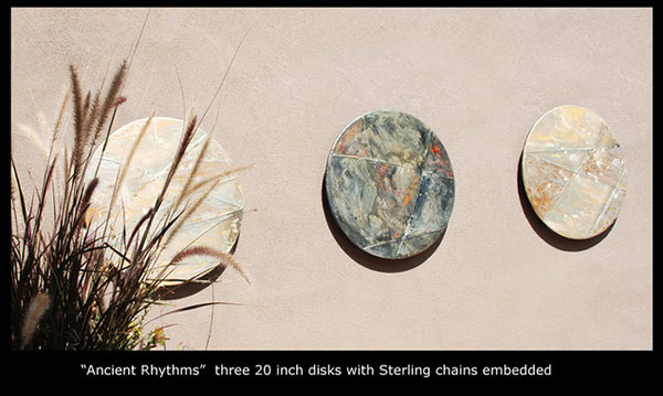 Ancient Rhythms disks - SOLD - Collection of Dudley McDaniel