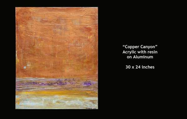 Copper Canyon   SOLD