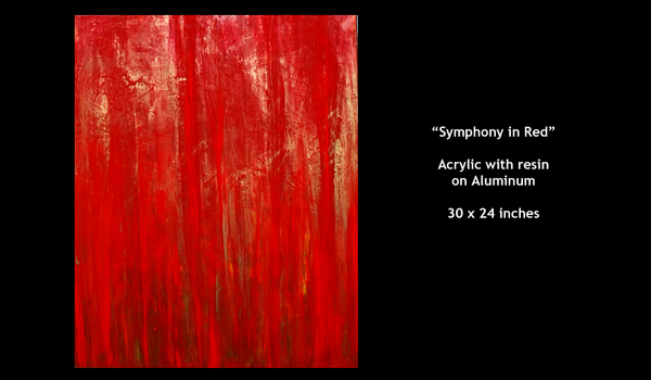 Symphony in Red